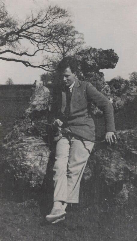 Julian Heward Bell, by Helen Morris (née Souter), April 1930 - NPG x136467 - © reserved; collection National Portrait Gallery, London