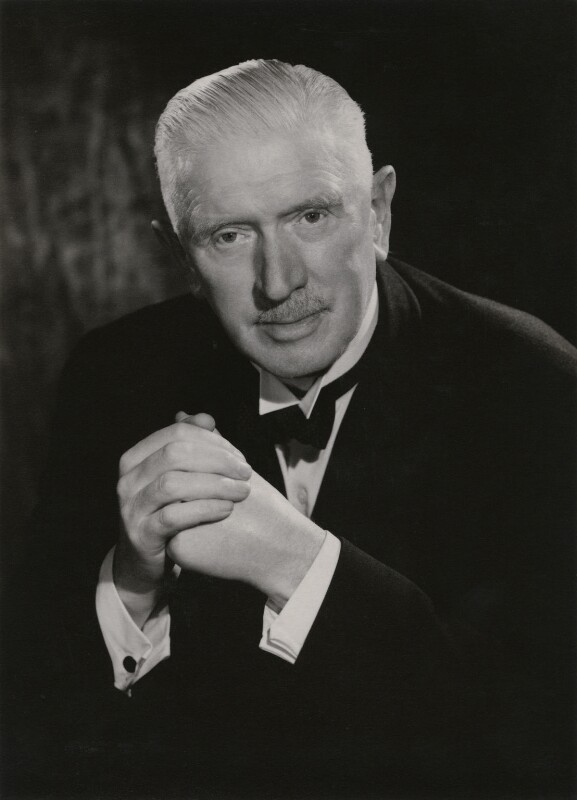 Sir Cecil Havers, by Walter Bird, 1958 - NPG x168202 - © National Portrait Gallery, London