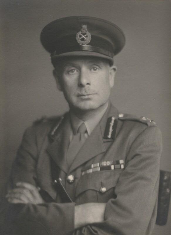 Eric Charles Hayes, by Walter Stoneman, 20 September 1946 - NPG x168224 - © National Portrait Gallery, London