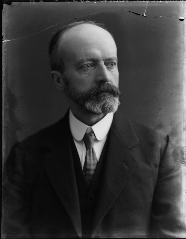 Sir George Vandeleur Fiddes, by Bassano Ltd, 11 January 1919 - NPG x158448 - © National Portrait Gallery, London