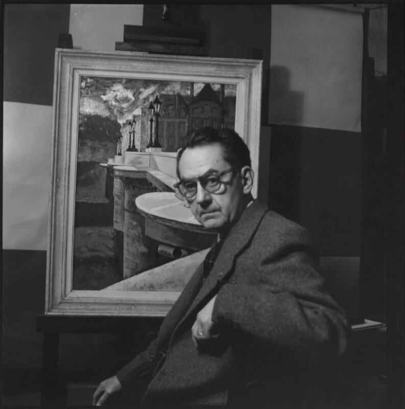Man Ray, by Ida Kar, 30 March 1954 - NPG x136724 - © National Portrait Gallery, London