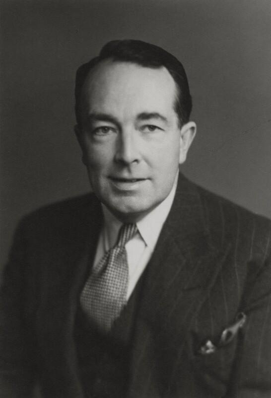 Hartley William Shawcross, Baron Shawcross, by Walter Stoneman, 4 January 1950 - NPG x159931 - © National Portrait Gallery, London