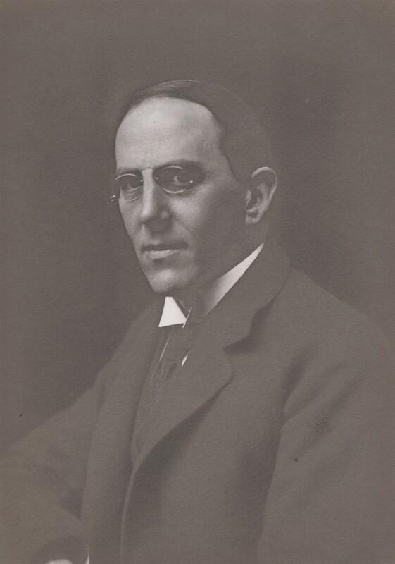 Charles Henry Roberts, by Walter Stoneman, 1917 - NPG x159945 - © National Portrait Gallery, London