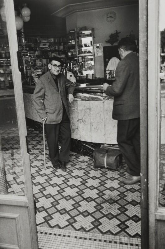 Man Ray (Emmanuel Radnitzky), by Jack Nisberg, 1974 - NPG x136895 - © Jack Nisberg / Roger-Viollet