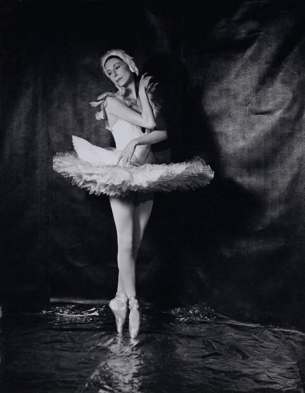 Alicia Markova, by Gordon Anthony, 1950 - NPG x137037 - © reserved; collection National Portrait Gallery, London