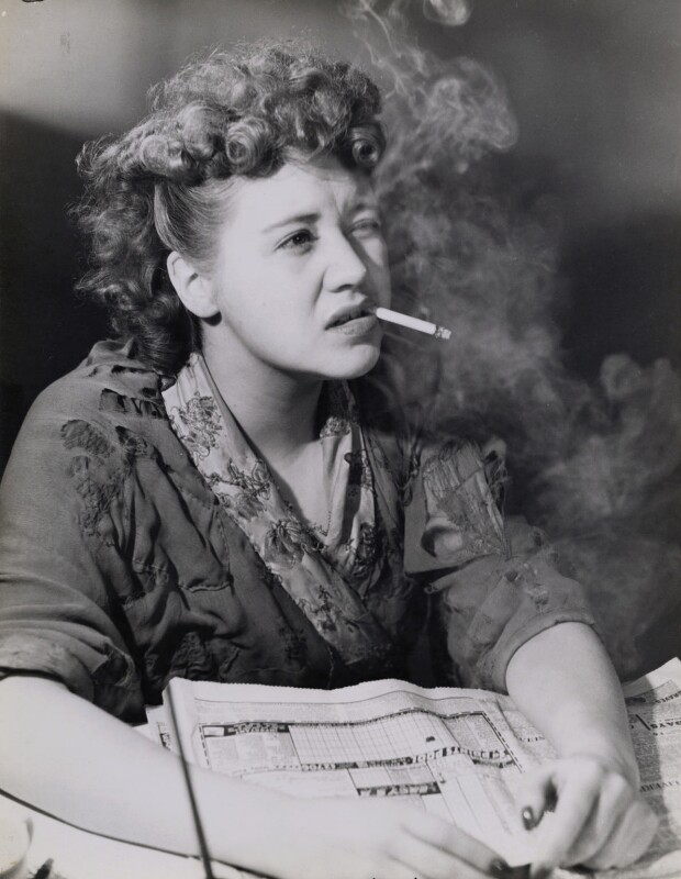 Megs Jenkins, by Gordon Anthony, 1937 - NPG x137044 - © reserved; collection National Portrait Gallery, London