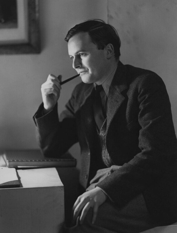 Edward Upward, by Howard Coster, circa 1937 - NPG x137140 - © National Portrait Gallery, London