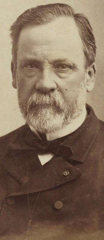 Louis Pasteur, by Unknown photographer, before 1895 - NPG P1700(10d) - © National Portrait Gallery, London