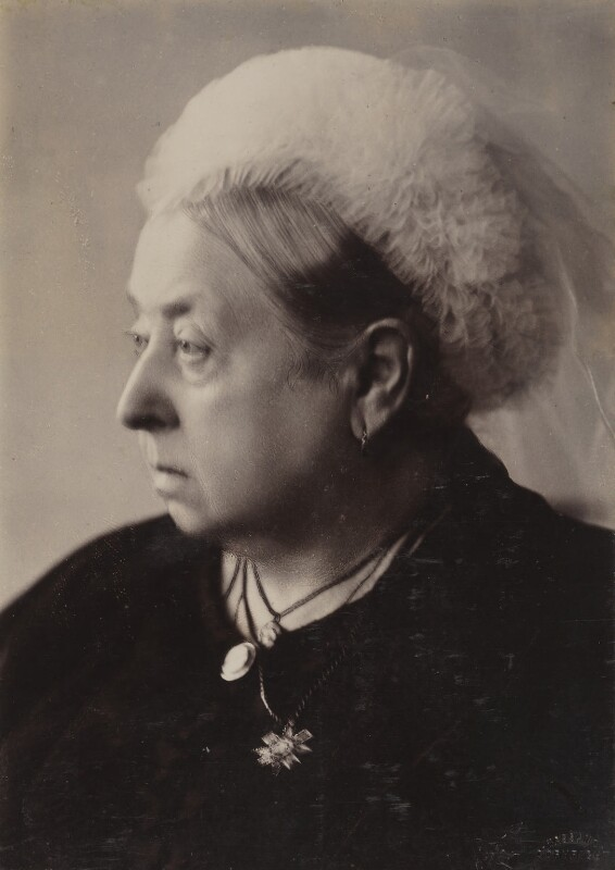 Queen Victoria, by Alexander Bassano, 1897 - NPG P1700(32) - © National Portrait Gallery, London