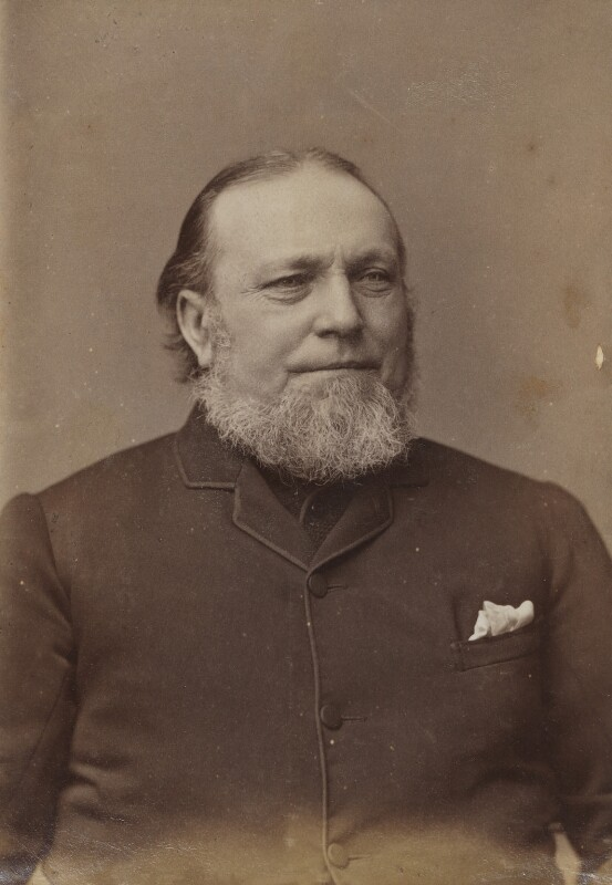 Joseph Arch, by Unknown photographer, 1898 or before - NPG P1700(40d) - © National Portrait Gallery, London