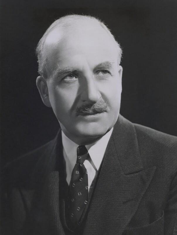 Sir Alan John Cobham, by Bassano Ltd, 30 October 1947 - NPG x184119 - © National Portrait Gallery, London