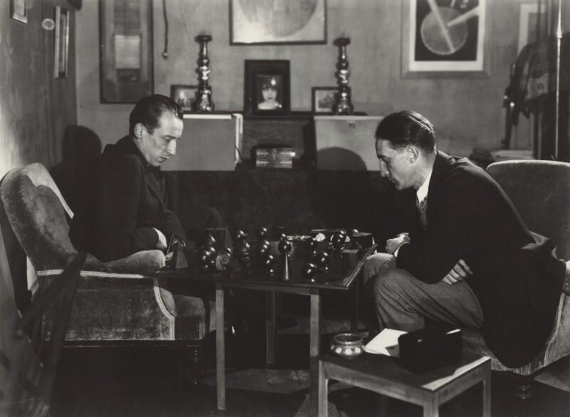 Marcel Duchamp, Comte Raoul de Roussy de Sales, by Man Ray, 1925 - NPG x137308 - © Man Ray Trust/ADAGP, Paris and DACS, London 2018