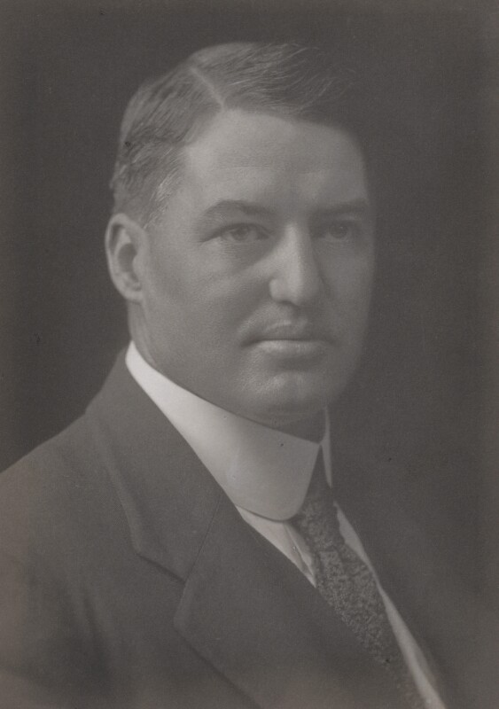 Hon. Edward Granville Theodore, by Walter Stoneman, 1920 - NPG x185636 - © National Portrait Gallery, London