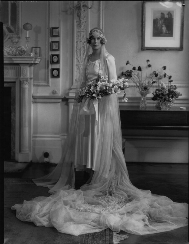 Beatrix Helen Constance Stopford Sackville (née Pakenham), by Lafayette (Lafayette Ltd), 17 July 1929 - NPG x184615 - © National Portrait Gallery, London