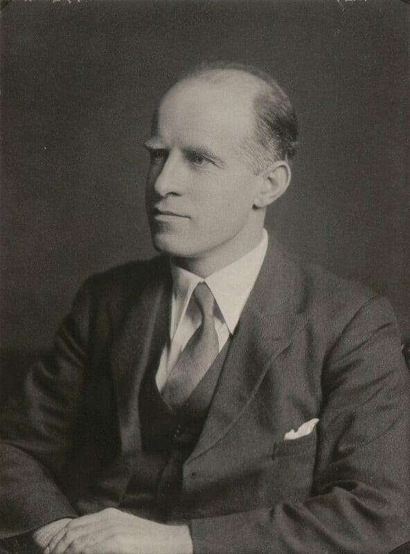 Ernest Basil Verney, by Walter Stoneman, 1937 - NPG x185825 - © National Portrait Gallery, London