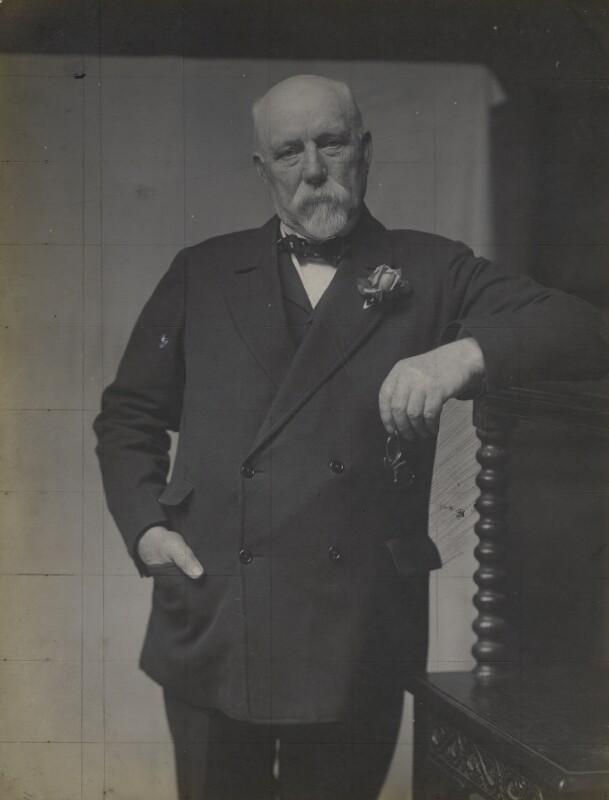 Walter Runciman, 1st Baron Runciman, by William Edward Gray, circa 1915 - NPG x137378 - © National Portrait Gallery, London