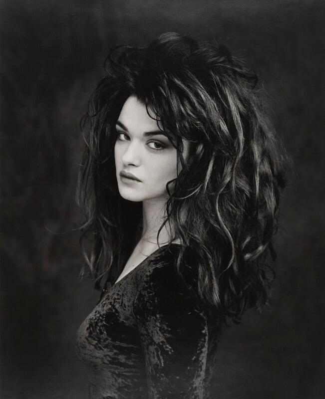 Rachel Weisz, by Bob Carlos Clarke, 1993 - NPG x137387 - © Panic Pictures