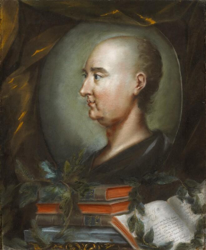 Jonathan Swift, by Rupert Barber, circa 1745 - NPG 6961 - © National Portrait Gallery, London