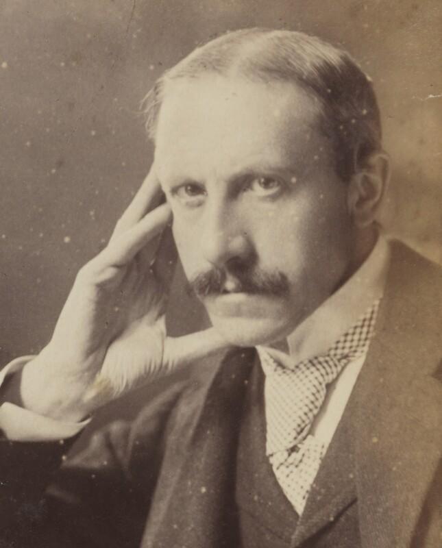 Alfred Milner, Viscount Milner, by Elliott & Fry, circa 1897 - NPG P1700(44c) - © National Portrait Gallery, London