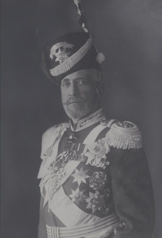 Grand Duke Nicholas Nikolaevich of Russia, by Unknown photographer, published 1914 - NPG x137455 - © National Portrait Gallery, London