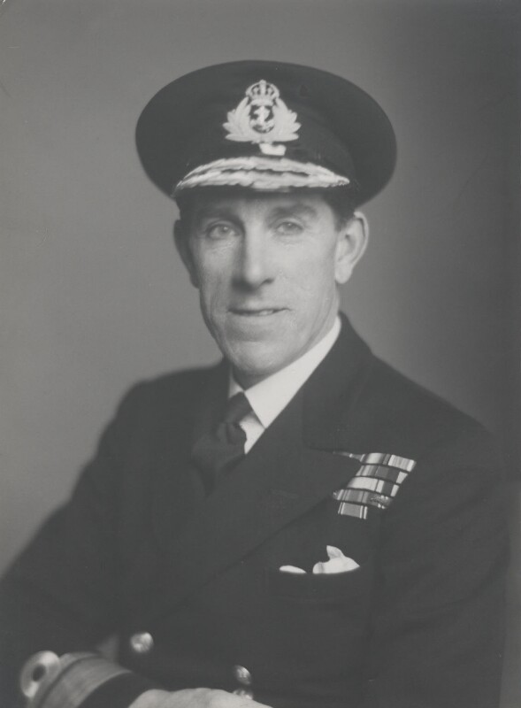 Sir (Horace) Geoffrey Norman, by Walter Stoneman, January 1948 - NPG x186873 - © National Portrait Gallery, London