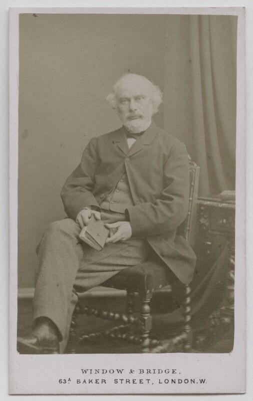 Henry Nelson O'Neil, by Window & Bridge, 1862-1866 - NPG Ax7576 - © National Portrait Gallery, London