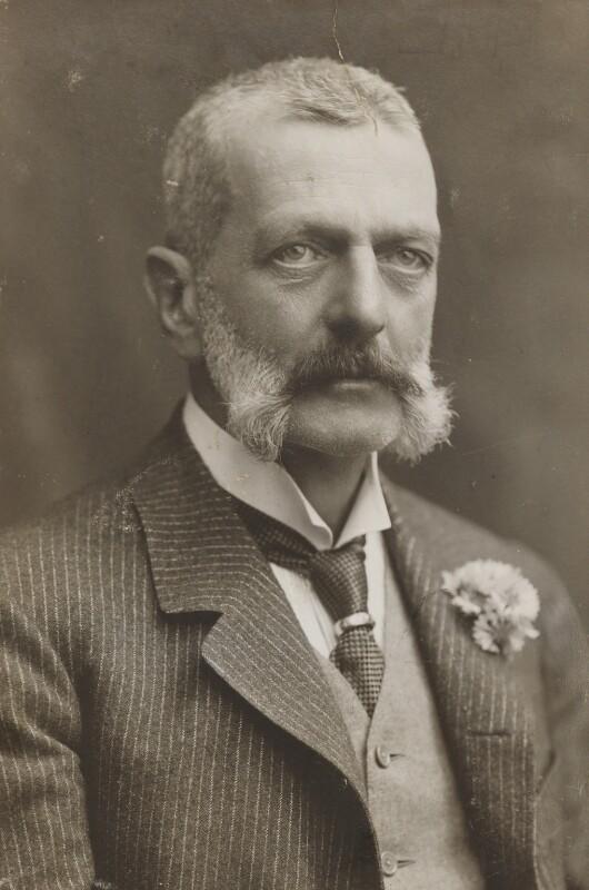 Vladimir Alexandrovich, Grand Duke of Russia, by Thomas Heinrick Voigt, 1905 - NPG P1700(77a) - © National Portrait Gallery, London