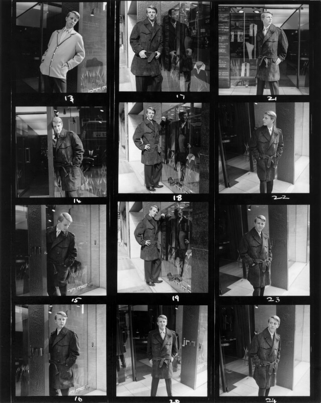 Gerald McCann, by Francis Goodman, 24 September 1960 - NPG x195323 - © National Portrait Gallery, London