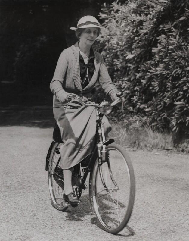 Katharine Marjory Stewart-Murray (née Ramsay), Duchess of Atholl, by Keystone Press Agency Ltd, 19 July 1940 - NPG x184155 - © National Portrait Gallery, London