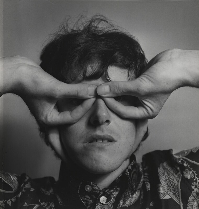 Donovan, by Lewis Morley, 1965 - NPG x137573 - © Lewis Morley Archive / National Portrait Gallery, London