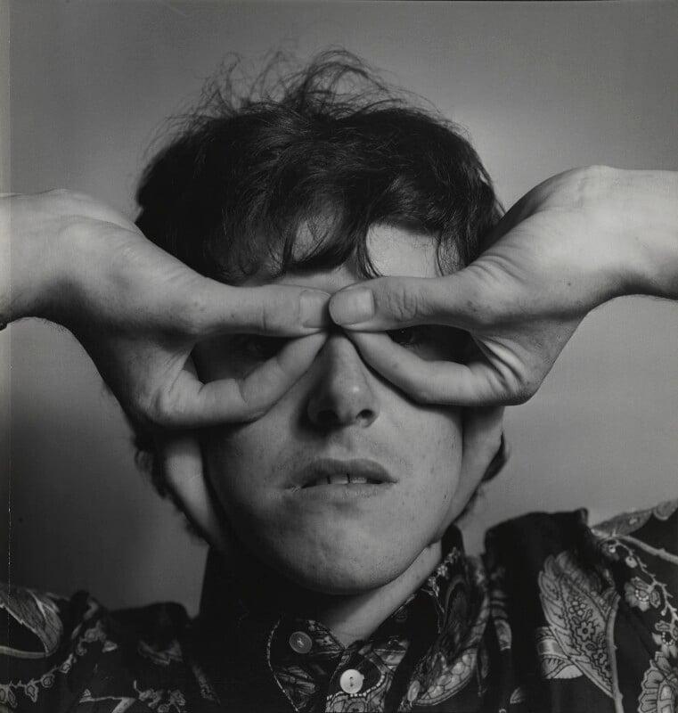 Donovan, by Lewis Morley, 1965 - NPG x137573 - © Lewis Morley Archive