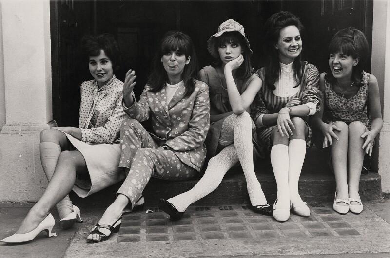 The cast of 'Passion Flower Hotel', by Keystone Press Agency Ltd, 29 June 1965 - NPG x137609 - © Keystone Press Agency Ltd