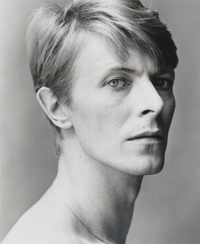 Npg P1855 David Bowie Portrait National Portrait Gallery