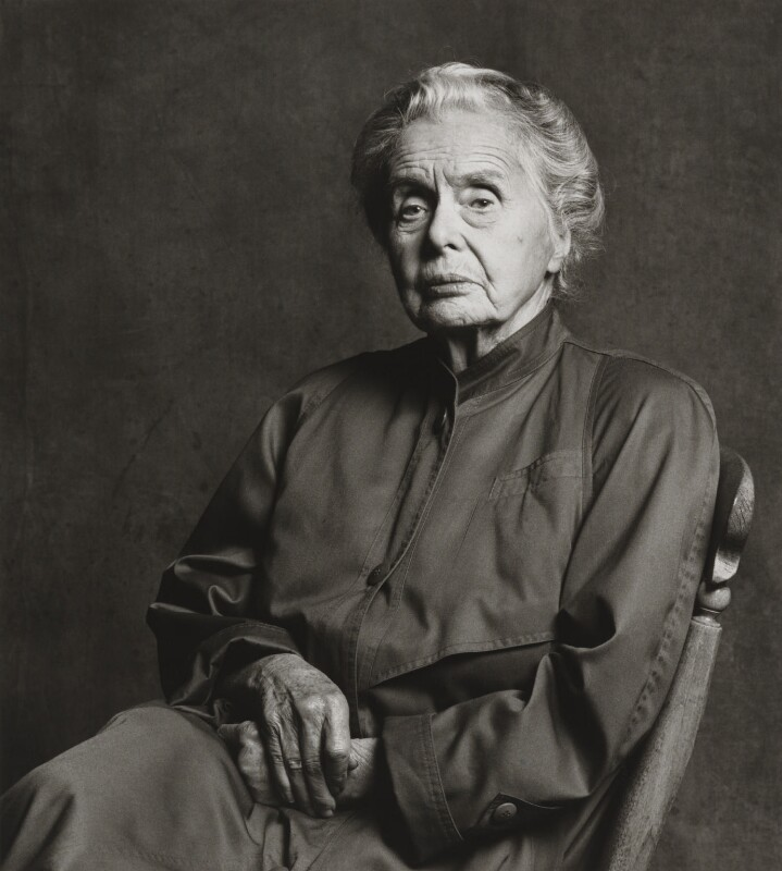 Ninette de Valois, by Lord Snowdon, 5 November 1991 - NPG P1868 - © Armstrong Jones