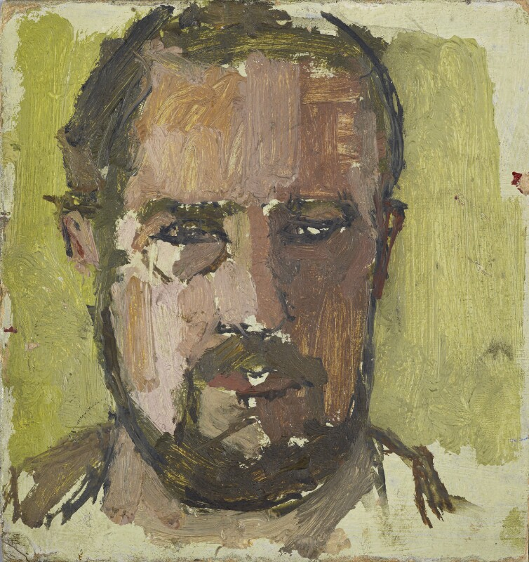 Euan Uglow, by Euan Uglow, circa 1960 - NPG 6981 -
