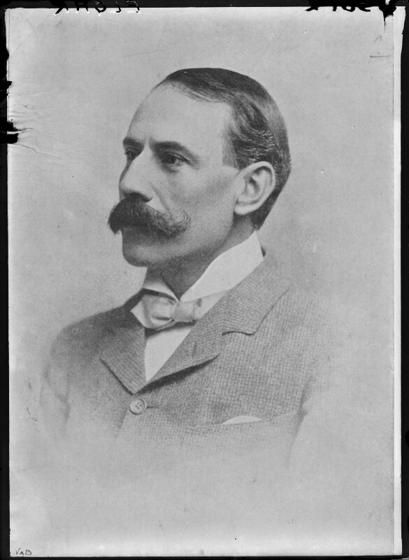 Sir Edward Elgar, Bt, by James Russell & Sons, circa 1910 - NPG x137668 - © National Portrait Gallery, London
