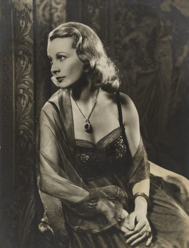 Vivien Leigh, by Vivienne, 1930s - NPG x137765 - © reserved; collection National Portrait Gallery, London
