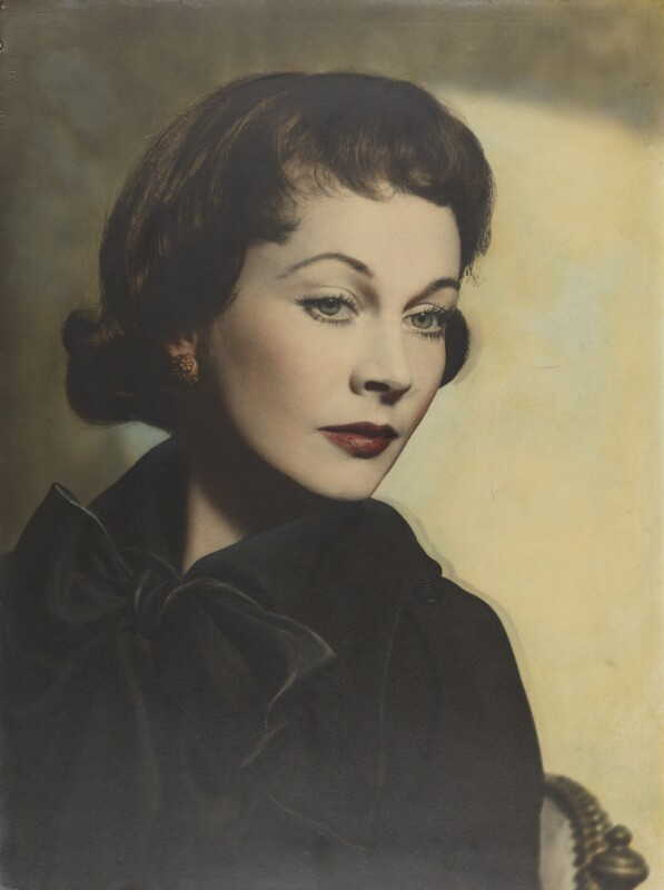 Vivien Leigh, by Vivienne, 1940s - NPG x137766 - © reserved; collection National Portrait Gallery, London