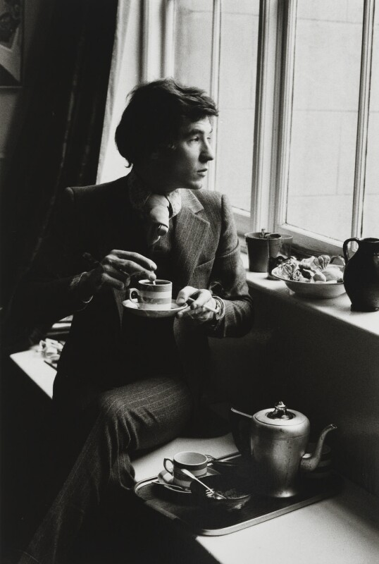Ian McKellen, by Michael Peto, December 1969 - NPG x137679 - © University of Dundee The Peto Collection