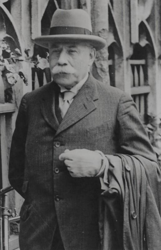 Sir Edward Elgar, Bt, by Daily Herald, 1930s - NPG x184356 - © National Portrait Gallery, London