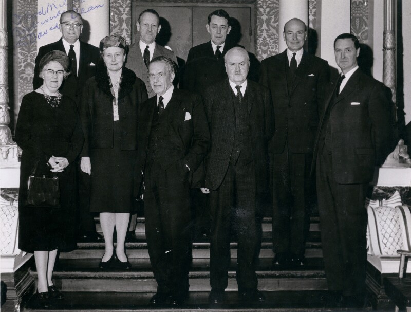BBC Board of Governors, by BBC, 1960s - NPG x184365 - © BBC
