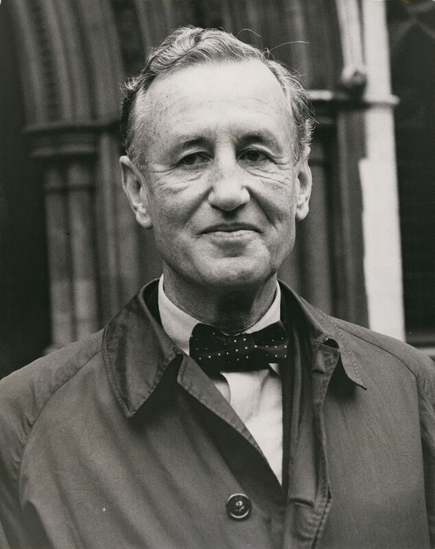 Ian Fleming, by Keystone Press Agency Ltd, 20 November 1963 - NPG x184376 - © Keystone Press Agency Ltd