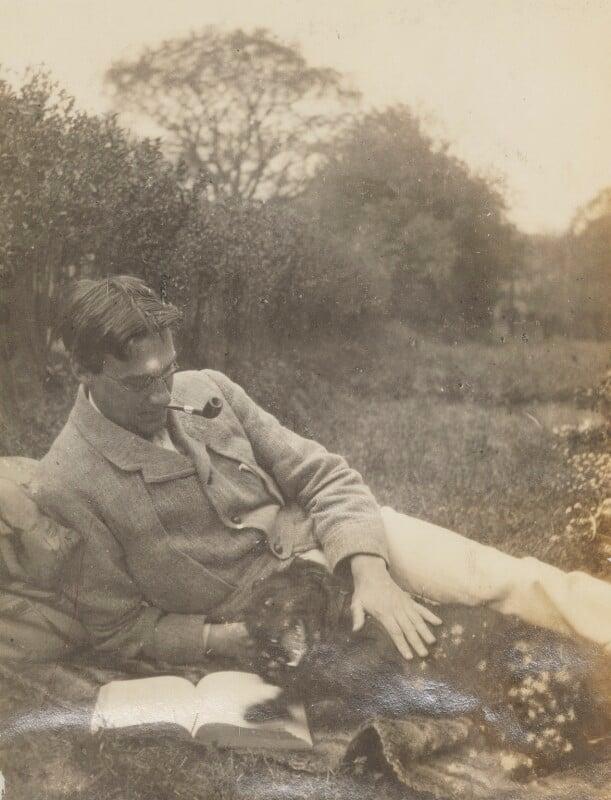 Oliver Strachey, by Ray Strachey, 1912 - NPG Ax160806 - © National Portrait Gallery, London