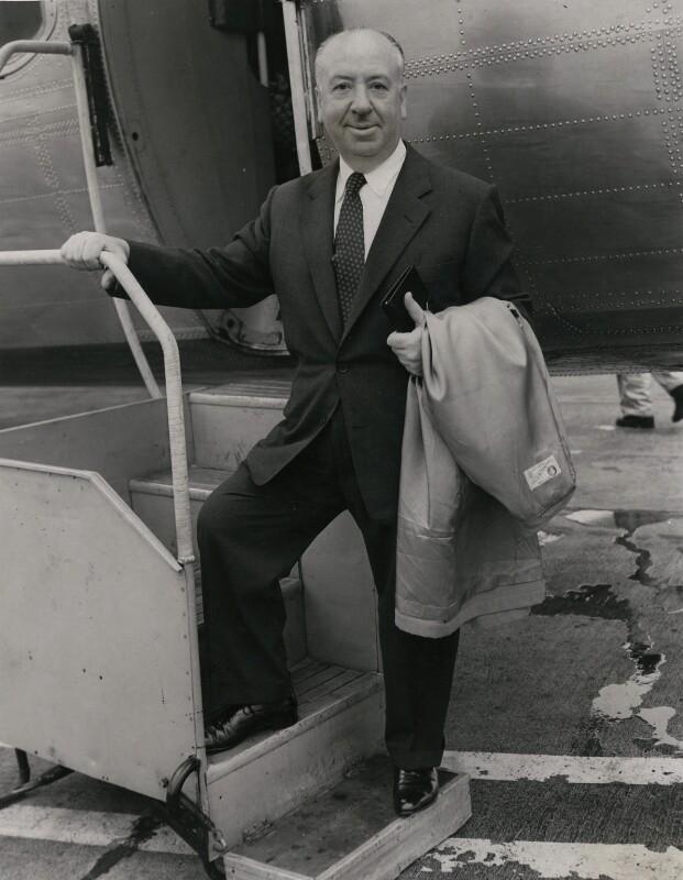 Alfred Hitchcock, by Brenard Press Ltd, 1955 - NPG x182314 - © National Portrait Gallery, London