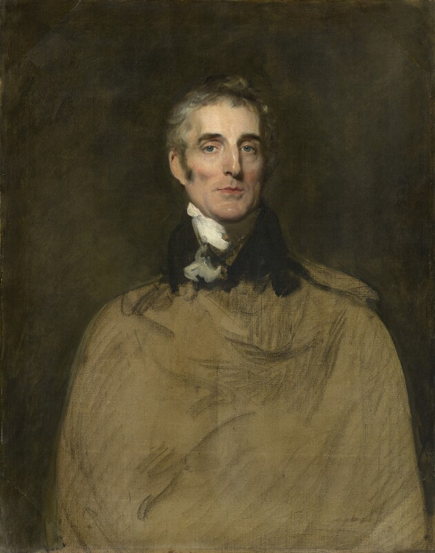 Arthur Wellesley, 1st Duke of Wellington, by Sir Thomas Lawrence, 1829 - NPG 7032 - © National Portrait Gallery, London
