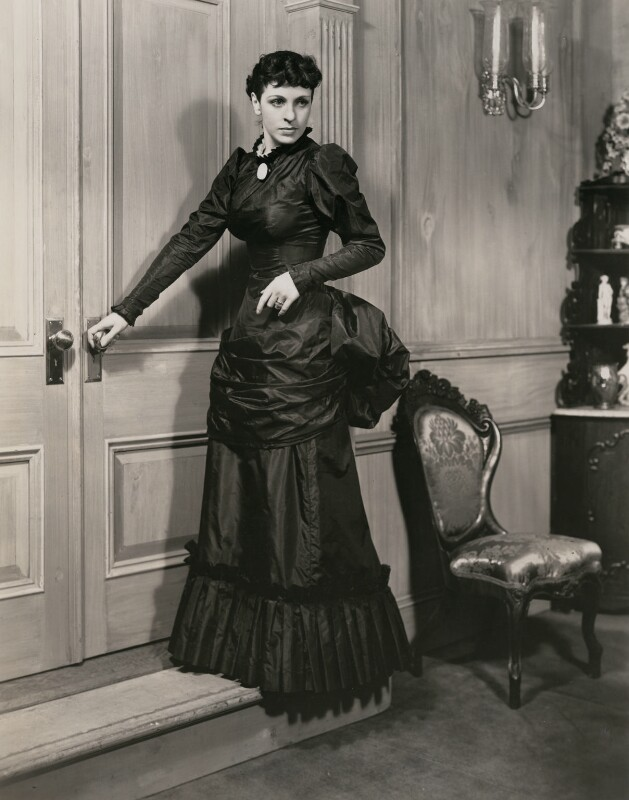 Margaret Rawlings As Katherine O Shea In Parnell