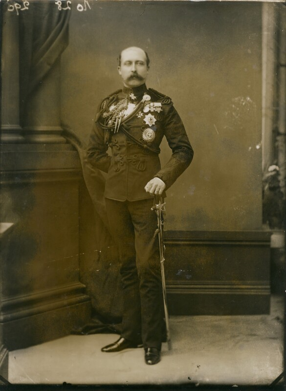 Prince Arthur, 1st Duke of Connaught and Strathearn, by Bassano Ltd, 1885? - NPG x158920 - © National Portrait Gallery, London