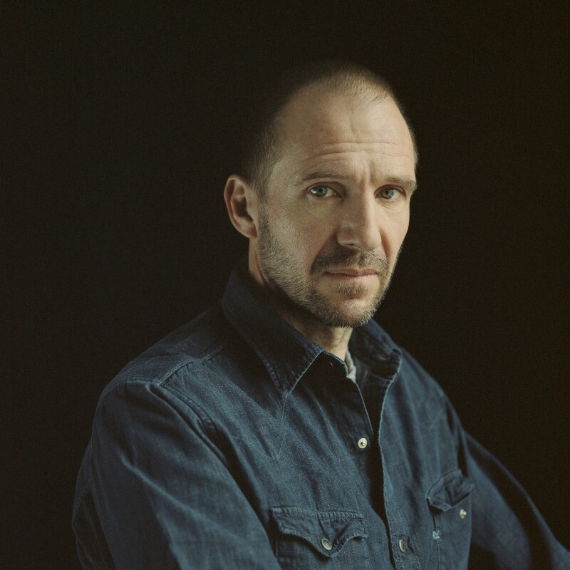 Ralph Fiennes, by Eva Vermandel, November 2013 - NPG x139636 - © Eva Vermandel