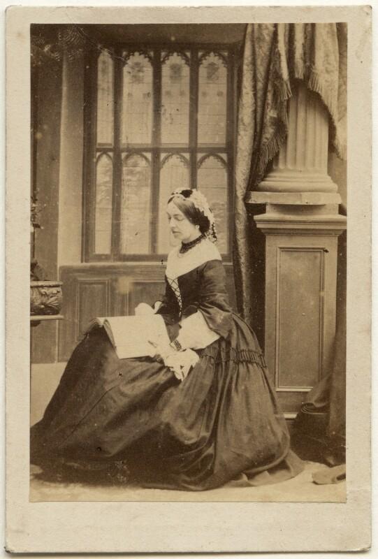 Frances Jocelyn, Viscountess Jocelyn