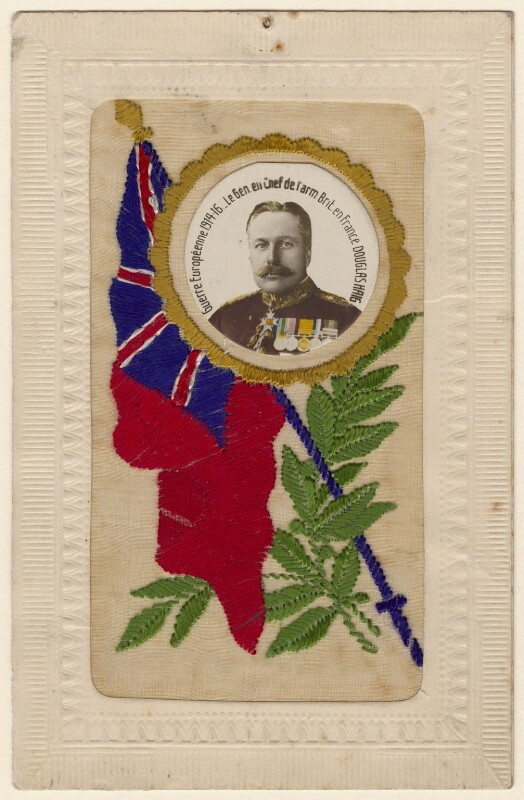 Douglas Haig, 1st Earl Haig, by Unknown photographer, 1914-1918 - NPG x182261 - © Yevonde Portrait Archive